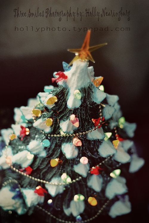 Christmas Ceramic tree 72